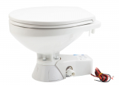 WC di bordo QUIET FLUSH / Comfort / elettrovalvola / coperchio Soft-Close