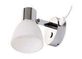 Lampada da lettura a LED LEIA LR3 con USB