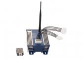 Radiocomando a 4 canali 12 / 24V incl. unità base e telecomando