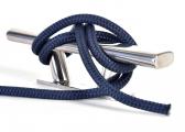 Cima da ormeggio DOCK-TWIN / blu navy